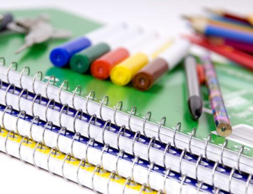 2021-22 School Supply List
