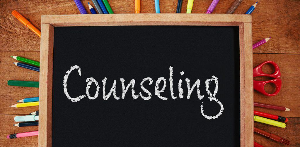 counseling on blackboard