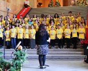 McKinley Choir at Oregon Capitol 2018