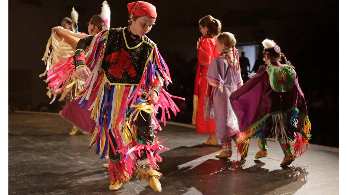 SKPS Native American Awareness Gathering