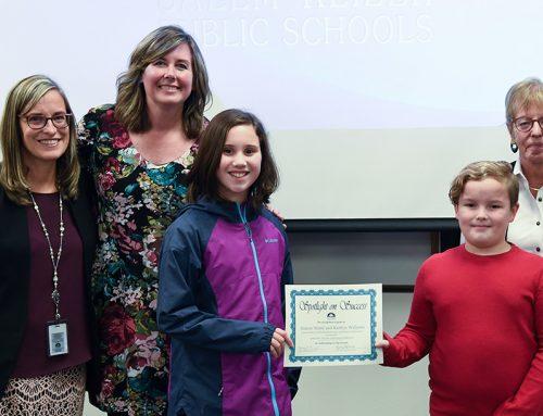 Spotlight on Success: 4th-Grade Finalists in Gov. Brown's Essay Contest